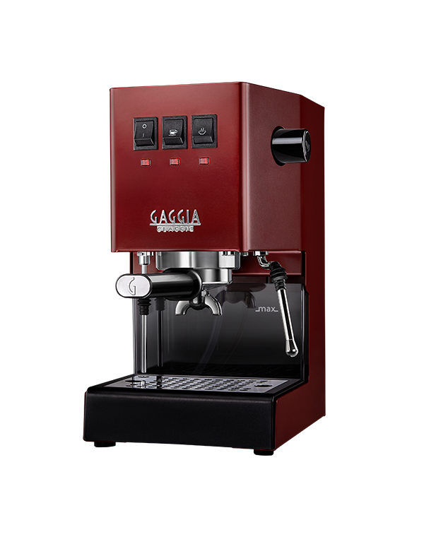 Gaggia Classic Pro Design Cherry Red